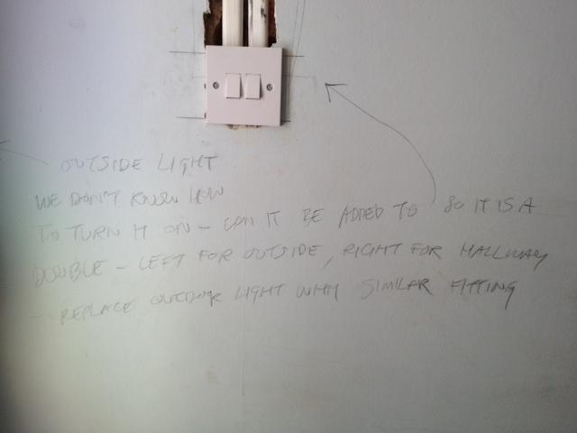 Electrical rewiring essay