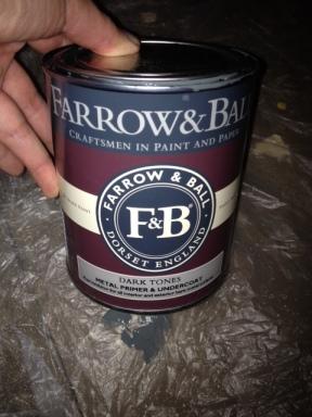 Farrow & Ball Primer for Dark Tones (for metal)