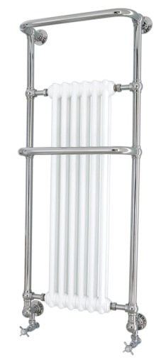 Heritage Heated Towel Rail